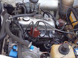 Benzin / LPG Renault R 12 TX