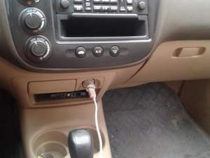 Otomatik Vites Honda Civic 1.6 iLS