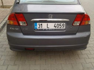 ikinciel Honda Civic 1.6 iLS