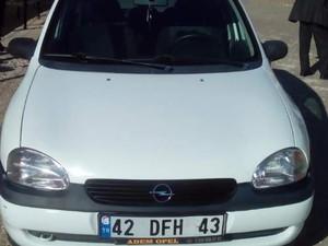 1. sahibinden Opel Corsa 1.4 GLS