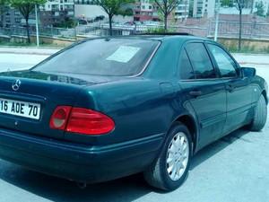 sorunsuz Mercedes Benz E 200 Elegance
