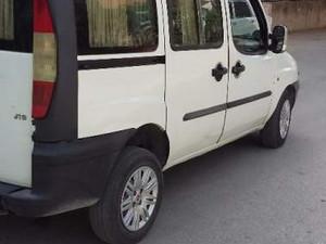 2004 model Fiat Doblo 1.9 JTD klimalı