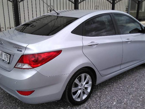 Benzin / LPG Hyundai Accent Blue 1.4 CVVT Mode Plus