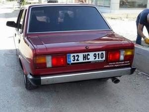 Sahibinden 1987 model Tofaş Şahin 1.6