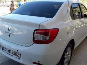 1. sahibinden Renault Symbol 1.5 dCi Touch