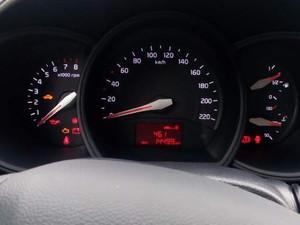 Benzin Kia Rio 1.25 CVVT