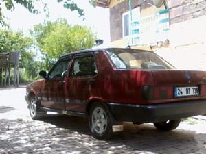 1993 modeli Tofaş Doğan SLX
