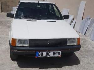 Osmaniye Düziçi Merkez Mah. Renault R 9 Broadway GTE