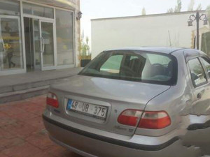2003 yil Fiat Albea 1.2 EL