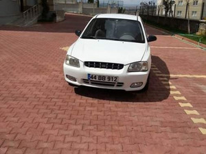 Hyundai Accent 1.3 LX 18750 TL