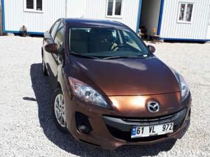2012 55000 TL Mazda 3 1.6 D Impressive