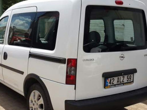 Düz Vites Opel Combo 1.7 CDTI