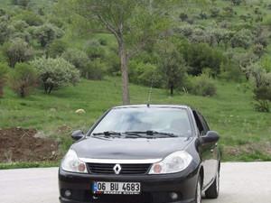 Sedan Renault Symbol 1.2 Expression