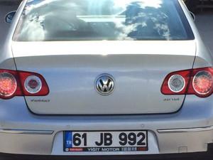 Sedan Volkswagen Passat 2.0 TDi Comfortline