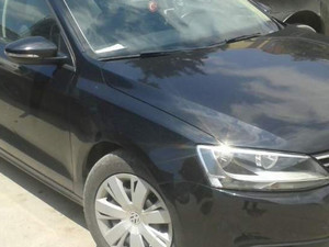 2011 model Volkswagen Jetta 1.2 TSi Trendline