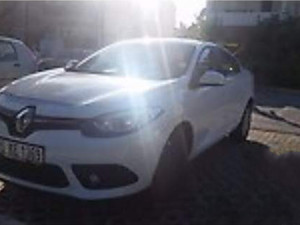 2015 model Renault Fluence 1.5 dCi Touch