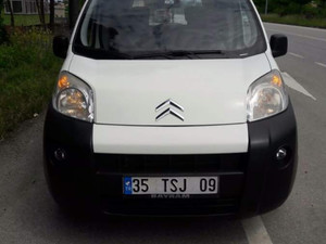 2011 yil Citroën Nemo Combi 1.4 HDi SX Plus