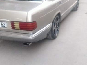 Benzin / LPG Mercedes Benz 300 300 SE