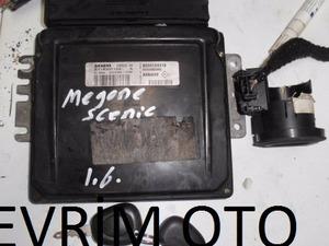 reno megane scenic motor beyni çıkma