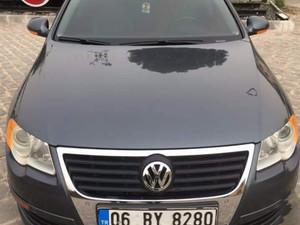 2010 55000 TL Volkswagen Passat 1.6 Trendline