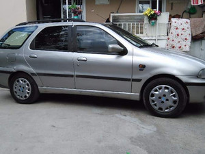 Temiz Fiat Palio 1.6 Weekend