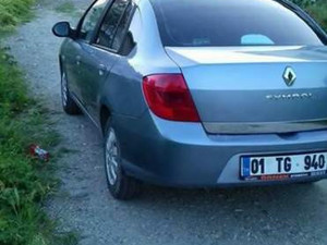 1. sahibinden Renault Symbol 1.5 dCi Expression