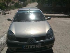 2005 modeli Renault Symbol 1.5 dCi Alize