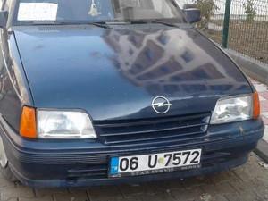 Düz Vites Opel Kadett 1.3