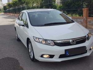 Benzin Honda Civic 1.6 iVTEC Premium