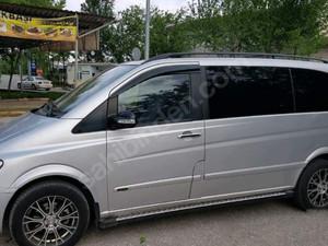 Diyarbakır Kayapınar Peyas Mah. Mercedes Benz Viano 2.2 CDI Ambiente Kısa