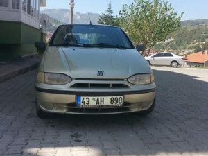 1. sahibinden Fiat Palio 1.2 S