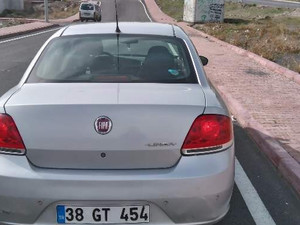 Fiat Linea 1.6 Multijet Dynamic