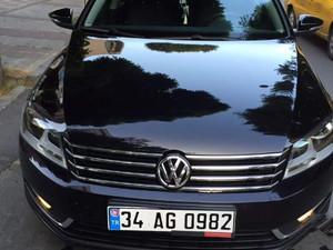 2011 yil Volkswagen Passat 1.4 TSi BlueMotion Trendline