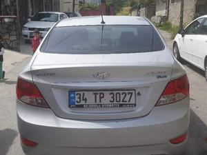 2el Hyundai Accent Blue 1.6 CRDI Biz