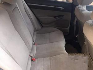 2010 yil Honda Civic 1.6 Elegance