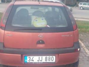 Şanlıurfa Birecik Karşıyaka Mah. Opel Corsa 1.2 Club