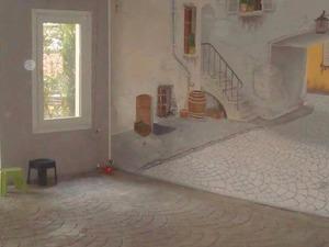Duvar ressamı Barış YILDIZ isteğe özel El yapımı dekoratif duvar resimleri yapılır