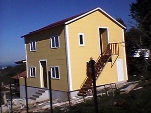 prefabrik ev İshaklı Mah. fiyatları