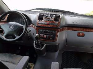Mercedes Benz Vito 111 CDI 29200 km