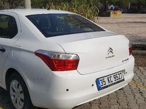 ikinciel Citroën CElysée 1.6 HDi Attraction