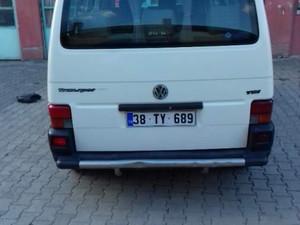 Kayseri Tomarza Cumhuriyet Mah. Volkswagen Transporter 2.4