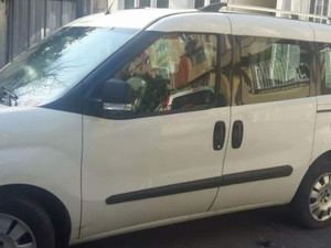 2012 modeli Fiat Doblo 1.3 Multijet Dynamic