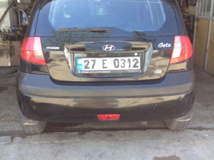 Düz Vites Hyundai Getz 1.5 CRDİ