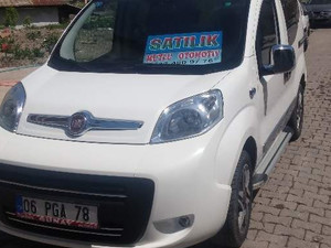 2015 model Fiat Fiorino 1.3 Multijet Combi Emotion