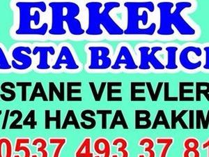 ERKEK FİZİK TEDAVİ HASTA BAKICISI ARAYANLAR / KONYA