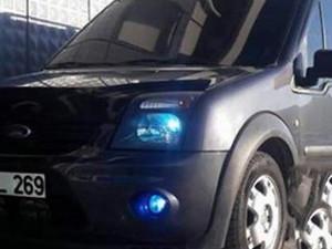 Afyonkarahisar Merkez Erkmen Bld. Ford Tourneo Connect 90PS