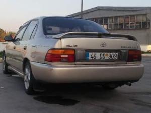 Hatchback Toyota Corolla 1.6 GLi