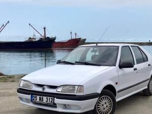 Trabzon Of İrfanlı Mah. Renault R 19 1.6 Europa iE