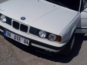 BMW 5 Serisi 520i 12250 TL
