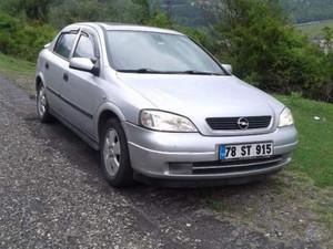 Otomatik Vites Opel Astra 1.6 Elegance